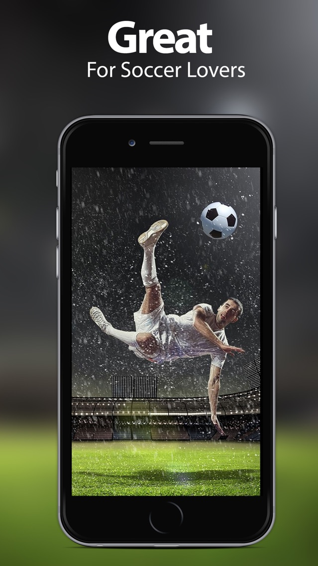 Soccer Wallpapers Themes App For Iphone Free Download
