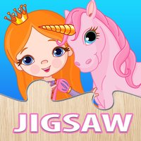 Princess Pony Puzzles - Jigsaw Puzzle for Kids and Toddlers who Love Little Horses and Unicorn Ponies for Free