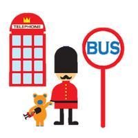 Queen's Guard Emoji Sticker