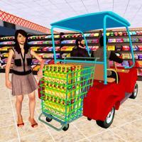 Supermarket Smart Cart Driver