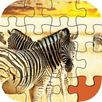 Zoo Puzzle 4 Kids Free - Daily Jigsaw Collection With HD Puzzle Packs And Quests