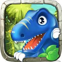 Dinosaur Puzzle - Dinosaur skeleton building block