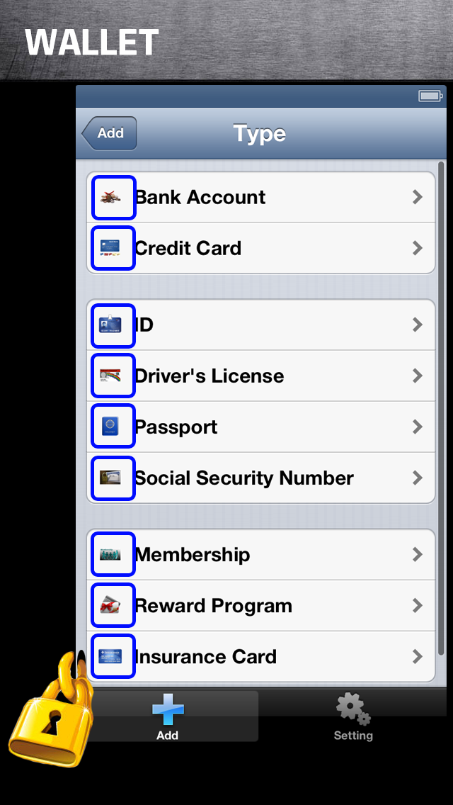 Safe Password free for iPhone App for iPhone - Free Download Safe