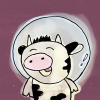 MiniMoo to the moon
