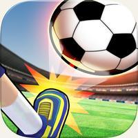 World All Star Soccer Shot 2014
