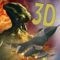 Ace Fighter in space - A 3D combat to defend earth against the S3 aliens