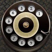 Rotary Ring - Retro Vintage Dialer