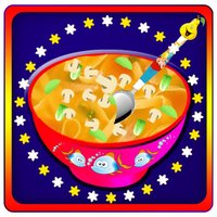 Hot & Corn, Chicken Soup Maker - Free Kids, Food Cooking Games