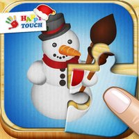 Christmas Jigsaw Puzzle for Kids (by Happy-Touch)