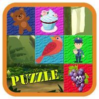 Sliding Puzzle Mania-kids