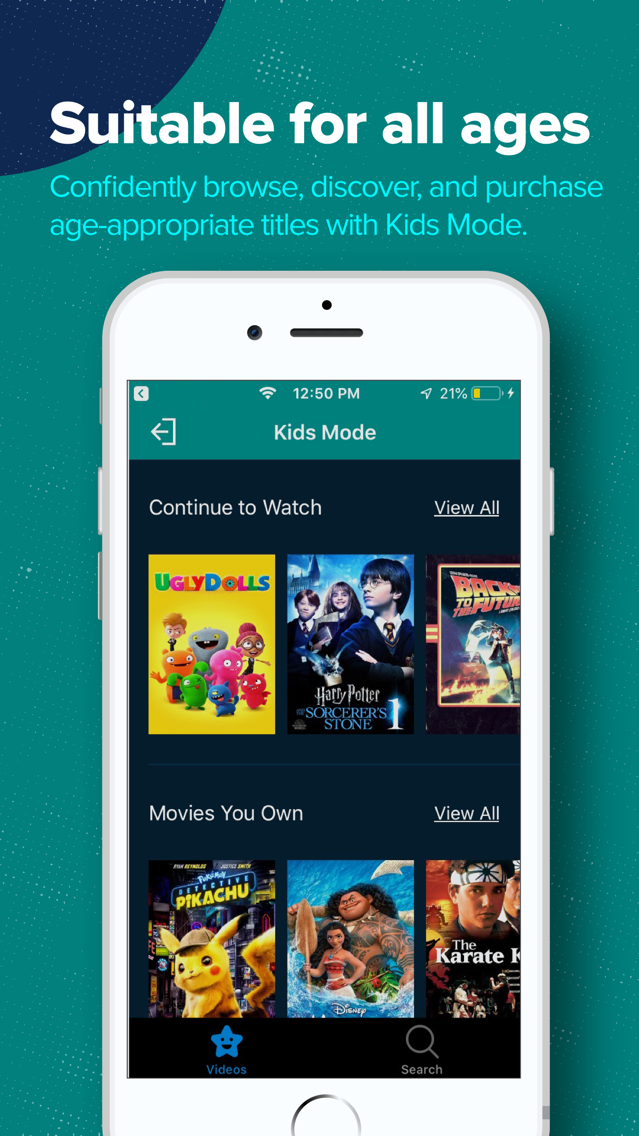 Vudu - Movies & TV App for iPhone - Free Download Vudu