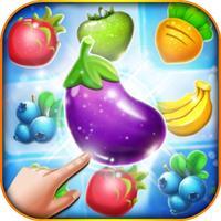 Magic Hand Fruit Match