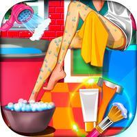 Leg Spa - Girl Game