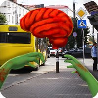 Walking Zombie 3D Driving