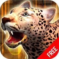 Leopard Survival Life Simulator : Animal of Prey