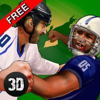 Athlete Mix Fighting Challenge 3D