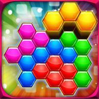 Hexagon Block Logic Puzzle