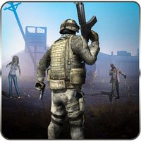The Zombie Defense Battle