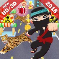 Rush Clumsy 3d Ninja