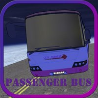 Adrenaline Rush of Purple Passenger Bus Simulator