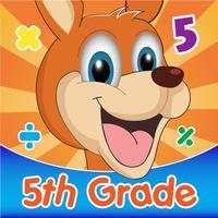 Fifth Grade basic Division Kangaroo Math