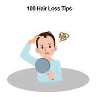 100 Hair Loss Tips