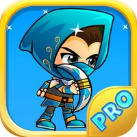 Super Ninja Running And Jump Adventure