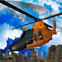 Helicopter Rescue Flight Simulator 3D: City Rescue