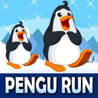 Penguin Run - Adventure Game