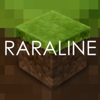 Raraline, le channel officiel de Raraline sur Minecraft