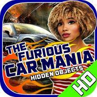 Hidden Objects:The Furious Car Mania