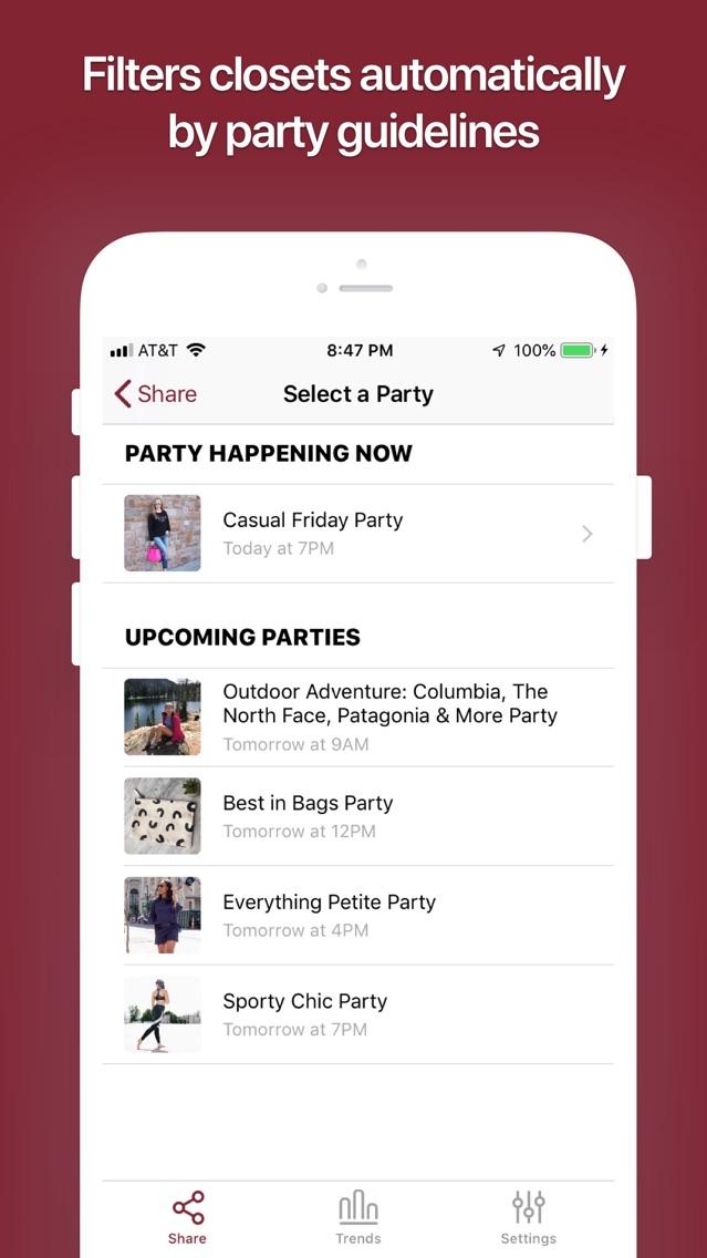 ClosetMate Bot for Poshmark App for iPhone - Free Download