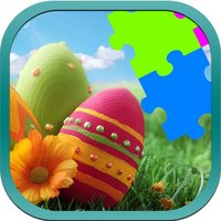 Lovely Easter Eggs jigsaw puzzle