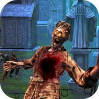 VR Killer Zombie Zwar