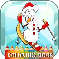 Christmas Coloring Pages For Kids And Toddlers!