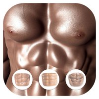 Six Pack Abs On My Photo