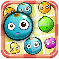 Fruit Lines Puzzle Deluxe - Fruit match 3 Edition