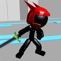 Stickman Sword Fighting 3D Pro