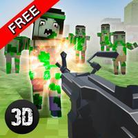 Cube Dead Survival Simulator 3D