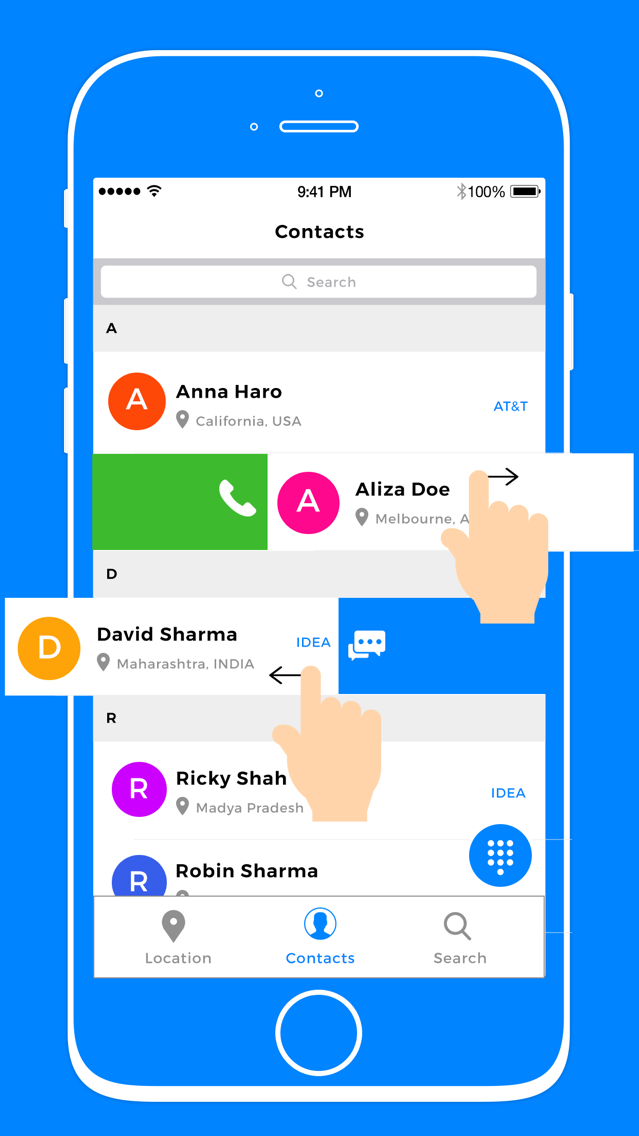Phone number tracker app free download