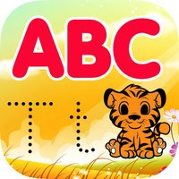 ABC Writing Alphabet Coloring
