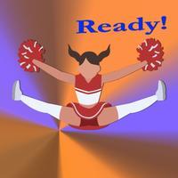 Cheerleader - Sticker Pack