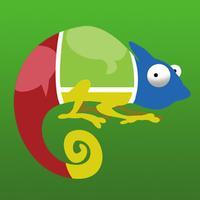 Comic Chameleon
