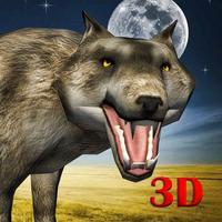 Wild Wolf Simulator 3D Games