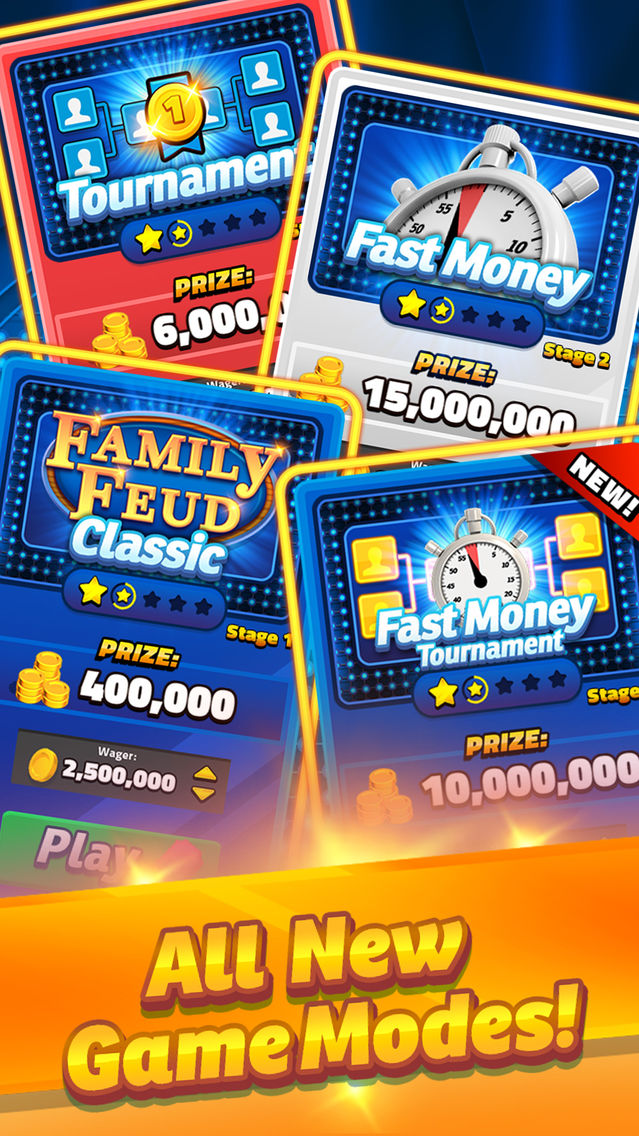 Family Feud® Live! App for iPhone - Free Download Family