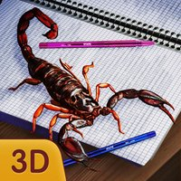 Scorpion Home Pet Simulator 3D