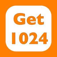Get 1024 - More fun than 2048
