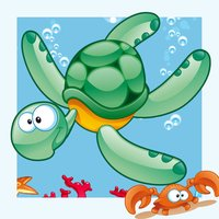 Animal-s Under The Water Kid-s Play-ing & Learn-ing