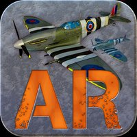WW2 Fighter Planes AR