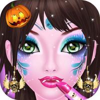 Halloween Makeover Salon - Halloween Makeup
